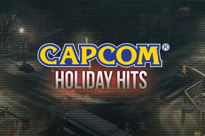 Capcom Holiday Hits
